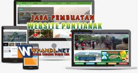 Jasa pembuatan website profesional pontianak, Murah & Berkualitas