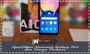 Spesifikasi Samsung Galaxy A10 dan Harga Terbaru