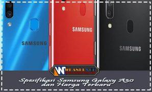 Spesifikasi Samsung Galaxy A30 dan Harga Terbaru