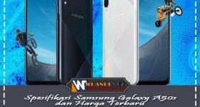 Rincian Spesifikasi Samsung Galaxy A50s dan Harga Terbaru