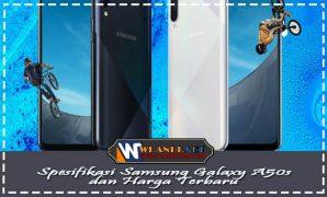 Spesifikasi Samsung Galaxy A50s dan Harga Terbaru