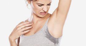 cara menghilangkan bau badan dan keringat berlebih