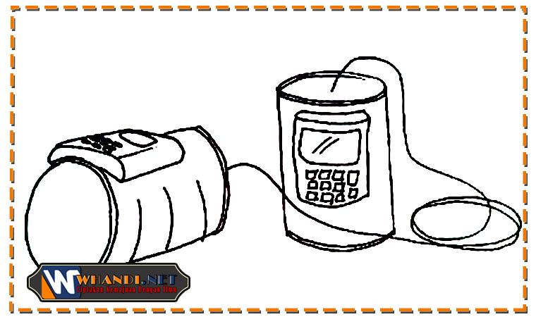 gambar alat komunikasi tradisional