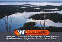 taman nasional danau sentarum kabupaten kapuas hulu